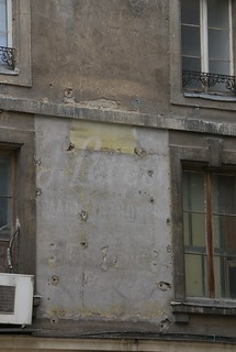Ghost Sign Nantes