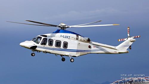 img2041 agustawestlandaw139cn31549luxotticailuxt helicopter aereoportodimilanolinate