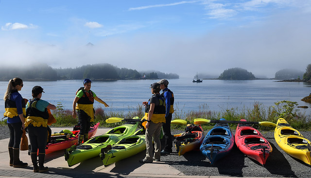 Ready For Some Kayaking?