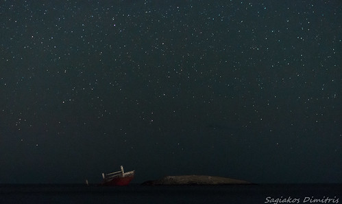 shipyard sunk sea astrophotography seascape landscape skyscape outdoor holidays