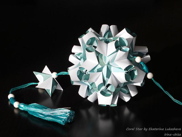Coral Star by Ekaterina Lukasheva