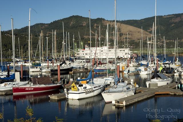 Hood River Marina