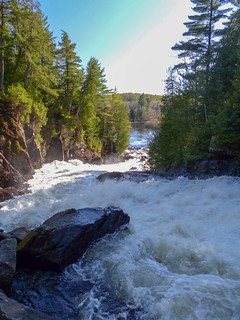 Oxtongue River - Ragged Falls Provincial Park (2) | by Brown Bear Travels