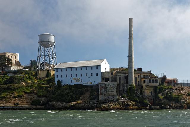 Indian land (Alcatraz)