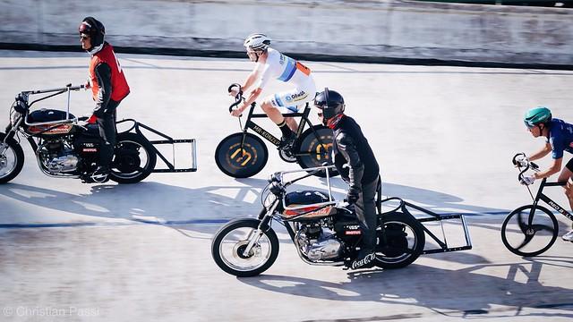 Steherrennen - Motor-paced racing