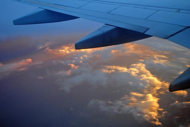 Sunfire Clouds