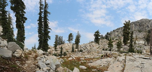 0464 Mosquito Pass summit looking north on the Rubicon Trail | by _JFR_