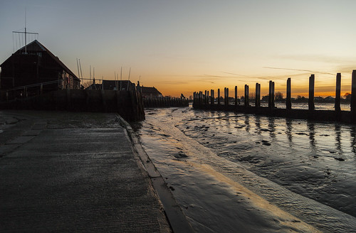 bosham boshamquay sussex sunrise westsussex