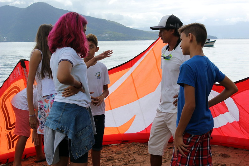 aula de kitesurf (2)
