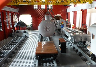 26 Steam Locomotives Factory   by fasolic