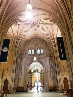 Cathedral of Learning | by grongar
