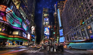 Times Square at Dusk (New York City) | by Trey Ratcliff