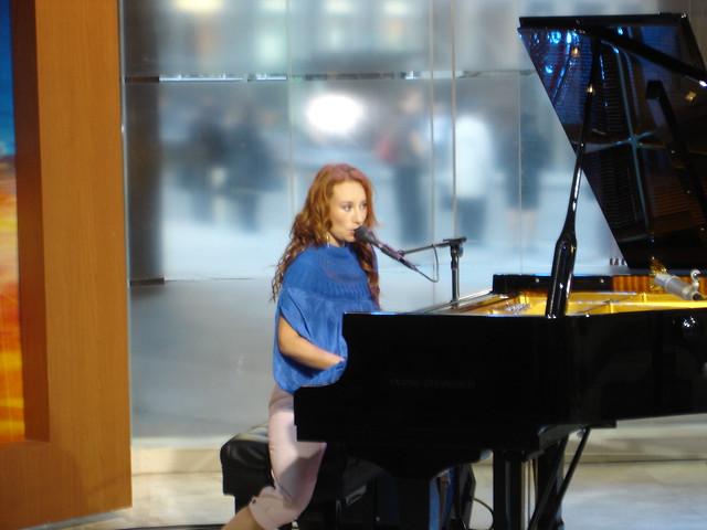 Tori Amos playing @ Sunrise