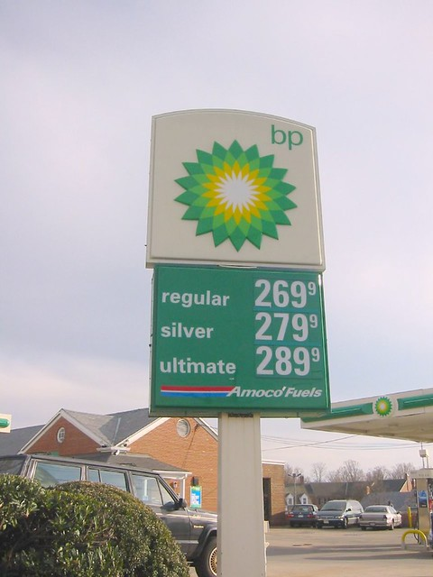 Closest bp gas station to me