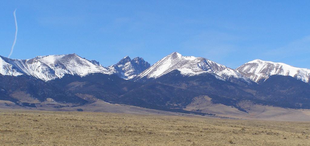 Eastern Sangre de Cristos, Colorado 13ers and 14ers   Flickr
