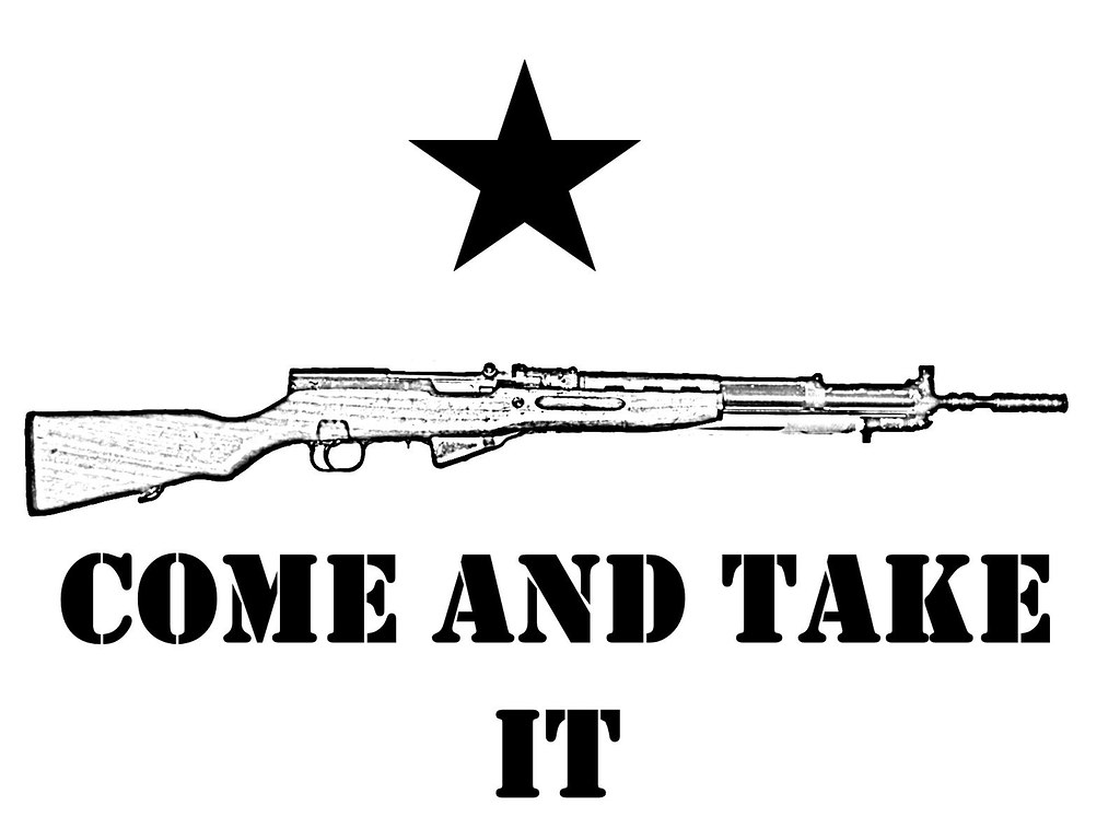 Gonzales Flag Updated Gonzales Flag Updated With Sks R Flickr