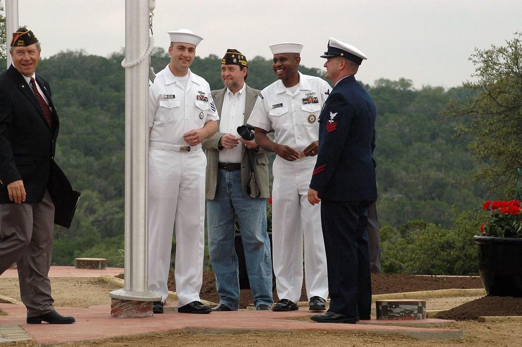 Wimberley Veterans' Memorial Dedication