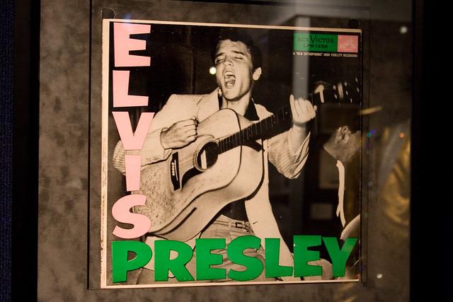 Elvis Presley record