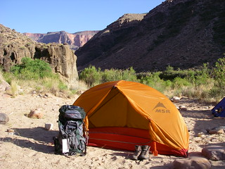 Grand Canyon - Lower Tapeats Campground at the Colorado River | by Al_HikesAZ