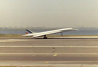 Concorde at JFK