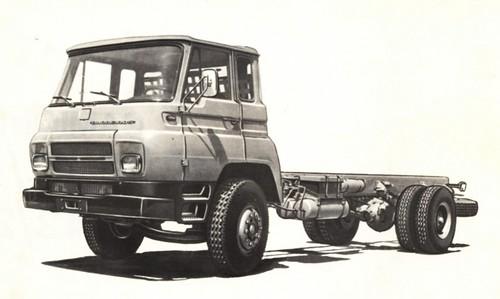 camió Barreiros 4220