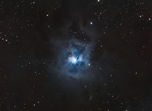 NGC7023 - The Iris Nebula | by derrykdavis