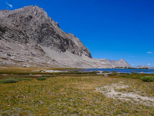 Center Peak and Golden Bear Lake | by snackronym