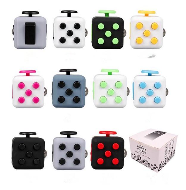Cube fidget anti-stress toy - Free shipping