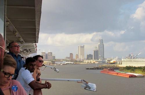 alabama mobile cruising cruise carnivalcruiseline skyscraper skyline mobileskyline mobileskyscraper