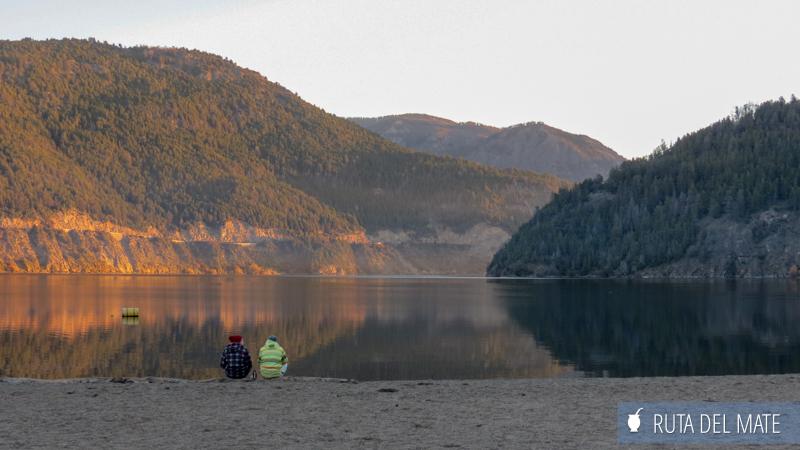 Lago Lacar en San Martín de los Andes