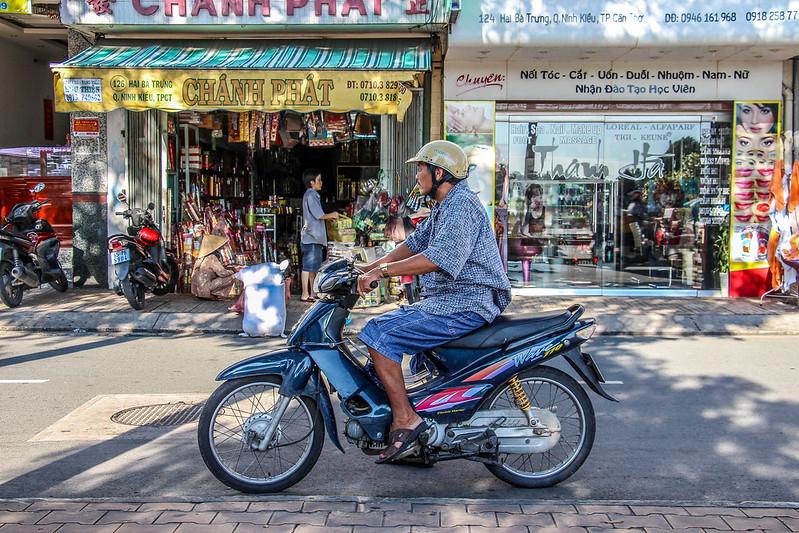 Uncle, Can Tho, Vietnam, Tuyen Chau