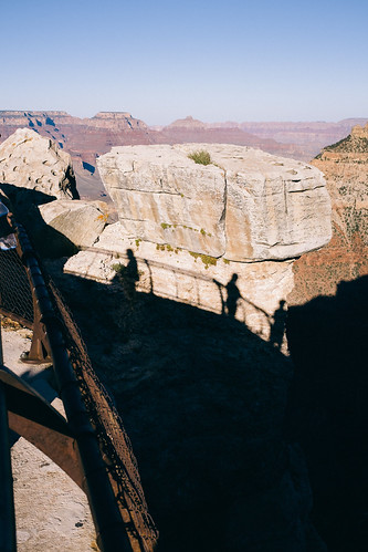 Shadows at Grand Canyon | by Kurtis Chen
