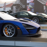 Dream Show Cars at the 2018 Dream Ride Experience