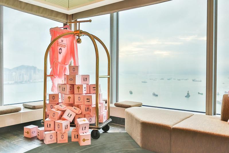 W Hong Kong x i.t STYLENANDA PINK HOTEL_EWOW_04