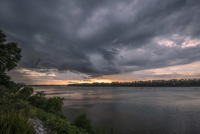 Ohio River, Davies County, Kentucky