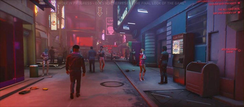 Cyberpunk 2077 - Alleyway   www.oneangrygamer.net   Flickr