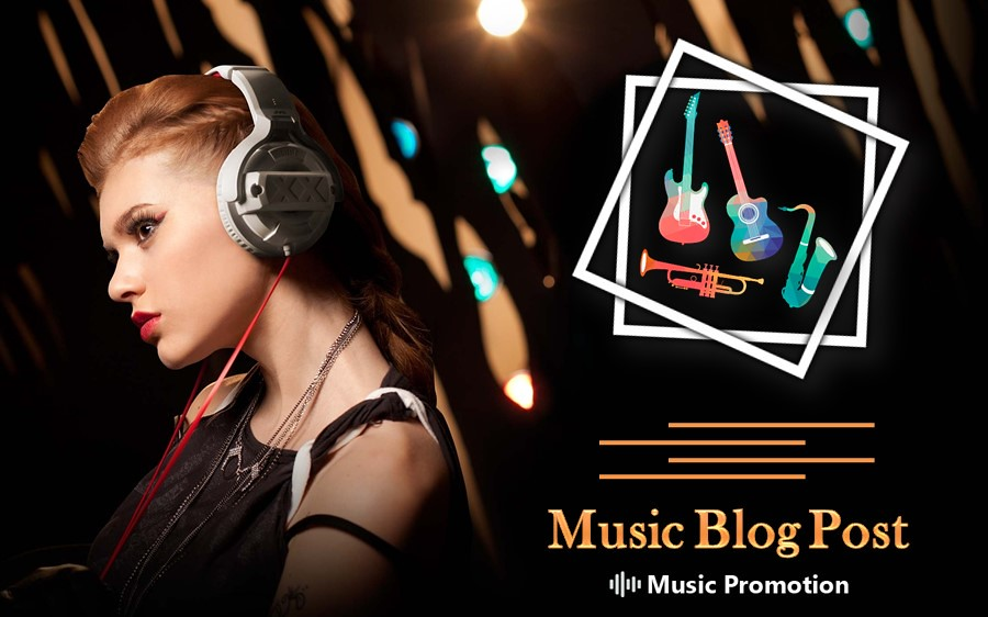 Want to submit Your Own Music Blog post to Music Promotion