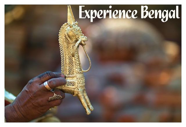 Experience Bengal - Dokra Artisan of Bikna