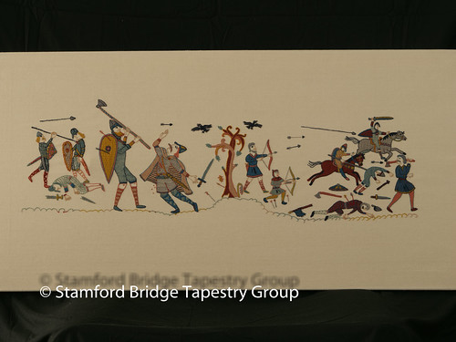 Panel 11 | by Stamford Bridge Tapestry Project