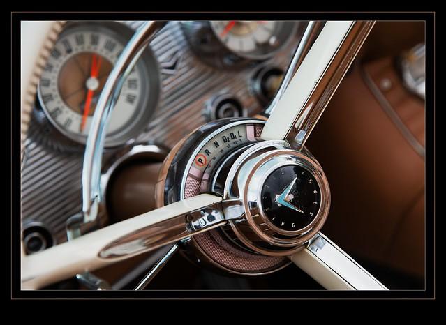 Ford Thunderbird 1959 power steering
