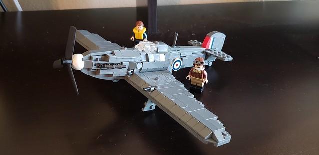 1:45 Hawker Hurricane Mk.l, 1939