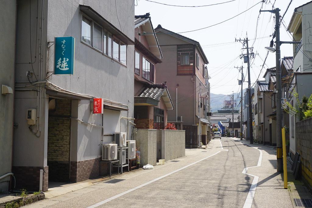 重蔵神社裏#1