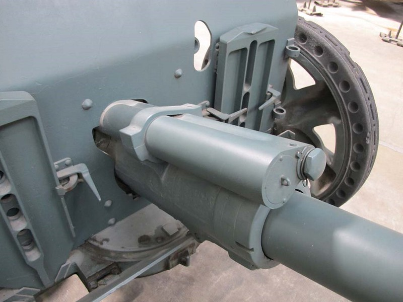 French 47mm SA37 Anti-Tank Gun 8