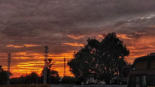 shikharf8 shikharsharmaphotography shikharf8in sunset twilight orange