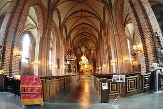 Church interior from Sweden