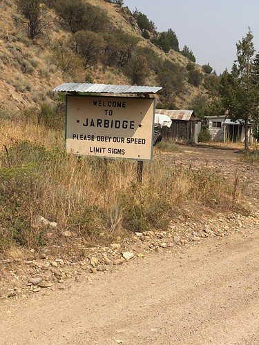 jarbidge nevada johnridge nyhikerjohn august 2018