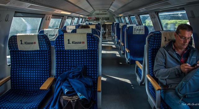 2018 - Germany - Düsseldorf - Deutsche Bahn