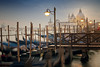 Venice Blue Hour by parkerbernd