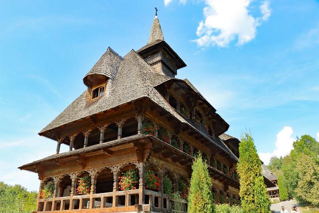 Maramures: Mănăstirea Bârsana, Praznicar