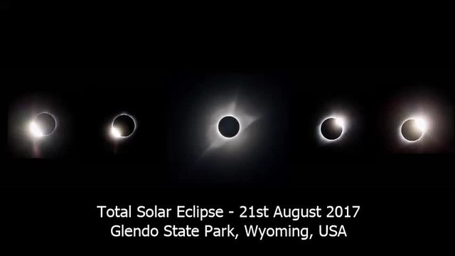 Total Solar Eclipse 21st August 2017 - One Year On...